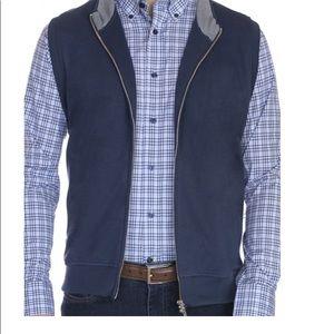 Navy Blue Robert Talbots Carmel vest